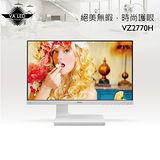 BENQ 27吋VA廣視角極致薄邊框低藍光不閃屏護眼螢幕VZ2770H