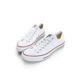 CONVERSE-女休閒鞋 白-M7652C