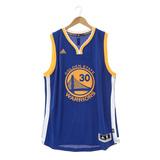 Adidas (男)籃球背心藍-A45910