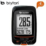 Bryton Rider100E 智能藍芽中文GPS自行車訓練記錄器-自行車延伸座組
