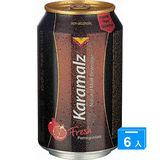 卡麥隆黑麥汁石榴風味330ml*6罐