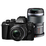 OLYMPUS OM-D E-M10 Mark II +14-42mm + 60mm F2.8 (公司貨)-加送64G卡+鋰電池X2+大吹球清潔組+拭鏡筆+保護鏡X2+HDMI+專用快門線+相機包