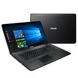 (直升8G)【ASUS 華碩】X751SJ-0021AN3700 17.3吋 N3700處理器 4G記憶體 500G硬碟 NV920 1G獨顯(灰) 超值大螢幕筆電 -加贈4G記憶體