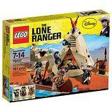 LEGO樂高積木 The Lone Ranger獨行俠系列-科曼奇營地 (LT-79107)