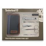 Timberland 多功能時尚6件式修容組禮盒-藍色