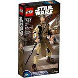LEGO樂高積木 星際大戰組裝戰士系列-Rey (LT-75113)