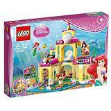 LEGO樂高積木 Duplo得寶系列-小美人魚的海底宮殿 (LT-41063)