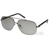MONT BLANC太陽眼鏡 經典率性飛官款(黑-灰) #MB514T 08A