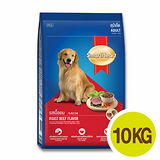 【SmartHeart 】慧心犬糧 - 牛肉口味成犬配方 10kg