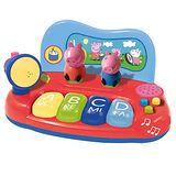 《Peppa Pig》粉紅豬小妹小鋼琴麥克風
