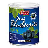 《紅布朗》藍莓乾(150g/罐)