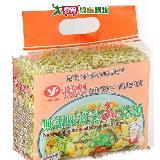揚豐無調味3分拉麵-波菜780g