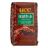 UCC濃醇綜合咖啡豆200g