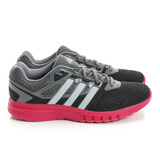 Adidas(女) 慢跑鞋 黑/粉AF5570