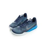 NIKE(男)籃球鞋 藍-818953400