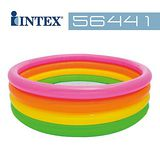 INTEX 四層彩色泳池 56441