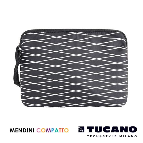 TUCANO X MENDINI 設計師系列輕量手拿包(黑)