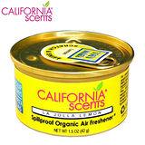 California Scents 加州淨香草有機芳香劑 檸檬香款 防蚊夏季推薦款