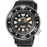 CITIZEN 星辰 PROMASTER 深海潛降300米潛水腕錶-48mm/BN0176-08E