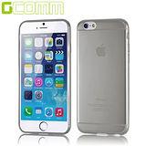 GCOMM iPhone6/6S 4.7吋 Ultra-Slim Crystal 超薄清透柔軔保護殼 清透黑