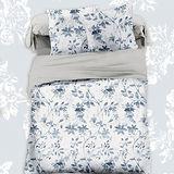 【羽織美】古典花卉 舒柔棉雙人四件式被套床包組