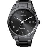 星辰 CITIZEN Eco-Drive 光動能紳士時尚腕錶 BM7325-83E