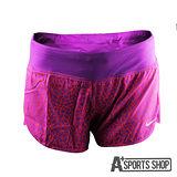 NIKE (女) 耐吉 STARGLASS 3 RIVAL SHORT 短褲 紫-719881556