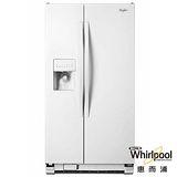 (福利品) Whirlpool惠而浦747L對開門白色電冰箱 WRS325FDAW