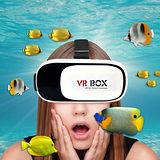 【揚邑 YANGYI】VR-BOX 3D電玩/IMAX電影戴式虛擬實境立體眼鏡