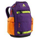 BURTON Kilo Backpack 電腦 滑板 後背包 -紫配亮橘