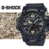 CASIO G-SHOCK 征服世界太陽能飛行方位電波錶-GWG-1000-1A