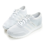 adidas(男) 慢跑鞋 白S42021