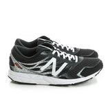 New Balance (女) 輕量慢跑鞋 黑白銀W590LB5