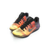 NIKE (男) 編織籃球鞋 黃橘紫黑漸層836184805
