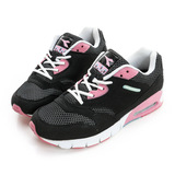 DIADORA (女) 滑板鞋 黑粉DA4AWC9870