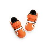 adidas (童) 海底總動員尼莫休閒鞋 橘S78640