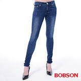 BOBSON 大彈力緊身牛仔褲(JEGGING 8124-53)