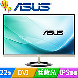 ASUS 華碩 VZ229N 22型IPS雙介面低藍光不閃屏液晶螢幕