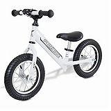 【台灣 ilovekids】FUNbike滑步車-騎士白