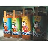 漁品軒-海苔芝麻鮭魚鬆(每瓶250公克)(單瓶售價)