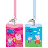 粉紅豬小妹吊袋證件套