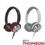 THOMSON 立體聲頭戴式線控耳機 TM-TAE01TM