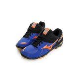 MIZUNO (男) 排羽球鞋 藍橘黑V1GA157058