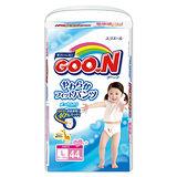 【GOO.N日本大王】大王褲型紙尿褲 日本境內版 女L(44片x3包/箱)