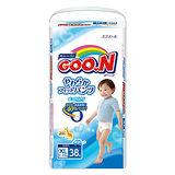 【GOO.N日本大王】大王褲型紙尿褲 日本境內版 男XL(38片x3包/箱)