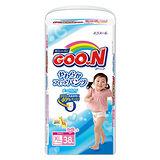 【GOO.N日本大王】大王褲型紙尿褲 日本境內版 女XL(38片x3包/箱)