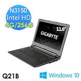 【GIGABYTE技嘉】Q21B 11.6吋 N3150 WIN10(筆電)