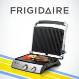 美國富及第Frigidaire上下雙烤盤 (單溫) 鬆餅/煎肉/三明治/炒蛋 FKG-1121BC