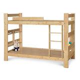 《顛覆設計》維多3.5尺松木雙層床(加長型)