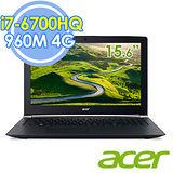 Acer VN7-592G-780P 15.6吋 i7-6700HQ 四核 4G獨顯FHD進化輕薄 Win10電競筆電-送acer保溫杯+50*80cm超厚感防霉抗菌釋壓記憶地墊